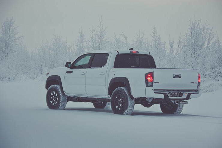 Toyota Unveils 2017 Tacoma TRD PRO