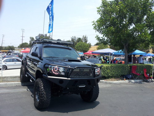 2011 Toyota Level 7 Zombie Assault Tacoma - Featured Truck Road