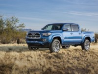 2016 Toyota Tacoma Pre-Auto Show Released Photos