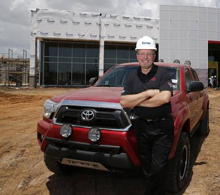 Texas Toyota Dealers Hope HQ Move Improves Truck Awareness