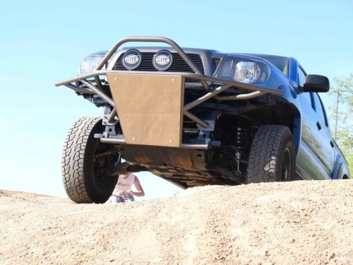 Feature Truck – Scott Crumley's 2005 TRD Off-Road Pre-Runner