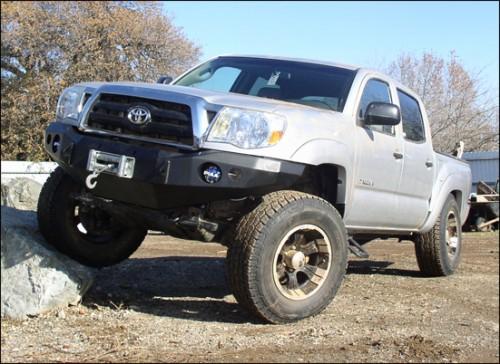Road Armor Stealth Bumper Toyota Tacoma