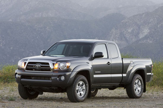 2004-2011 Toyota Tacoma Seat Belt Voluntary Recall