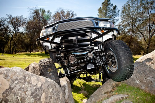 Trail-Gear Solid Axle Swap Kits for the 95-04′ Tacoma
