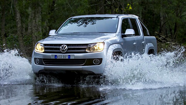Vw Amarok Usa >> Vw Amarok Could Come To U S Diesel Powered Toyota Tacoma