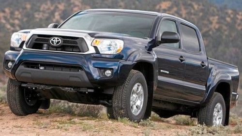 2012 Toyota Tacoma Review – Globe and Mail
