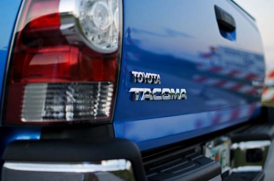 2015 Toyota Tacoma Fuel Economy Estimates – 32 MPG?