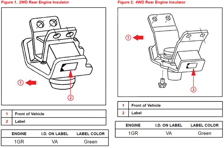 Toyota Tacoma Driveline Vibration TSB - 2005-2014 Models