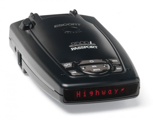 Escort 9500ix Radar Detector – An Overview