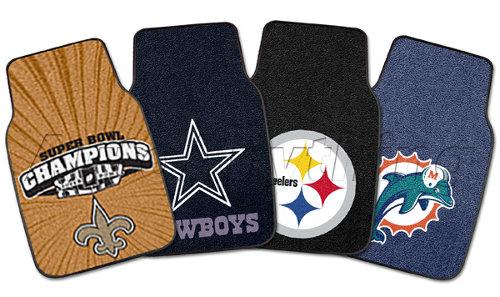 NFL fanmats truck floor mats