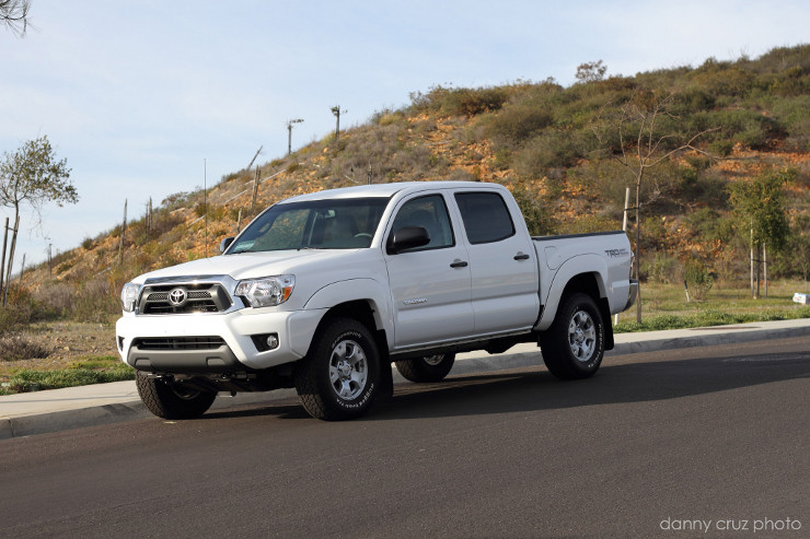 Tacoma transmission review.