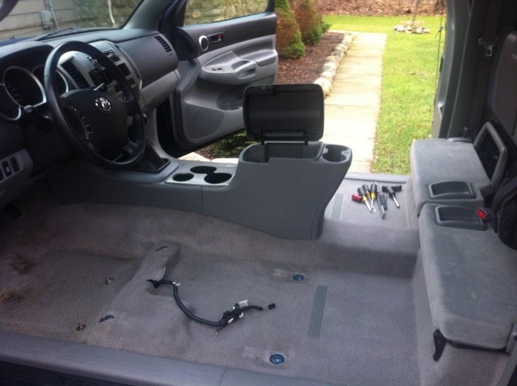 2005 Toyota Tacoma Interior Parts