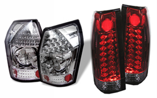 Overview Spyder Tail Lights