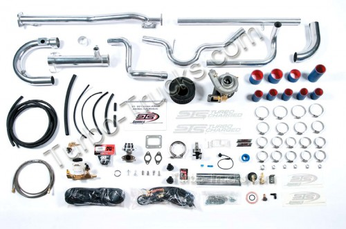 Toyota Tacoma Turbo Kit Options