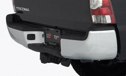 2008-2010 Tacoma Chrome Rear Bumper TSB