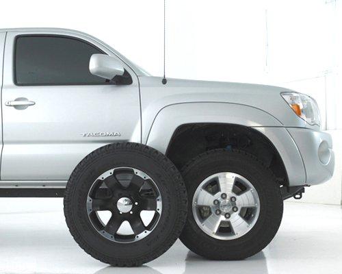 Tacoma ReadyLift Leveling Kit Bigger Tires