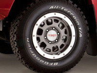 Toyota Tacoma Tire Sizes and Specs - 1995-2013