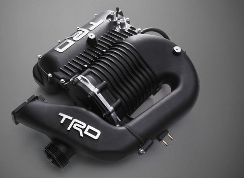 TRD Parts and Accessories For The Toyota Tacoma