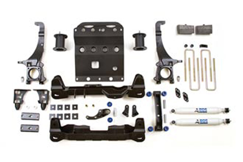 "BDS 4"" Toyota Tacoma Lift Kit"