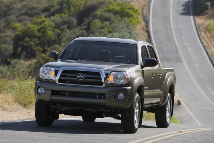 Why Do Toyota Tacoma Drum Brakes Last So Long?