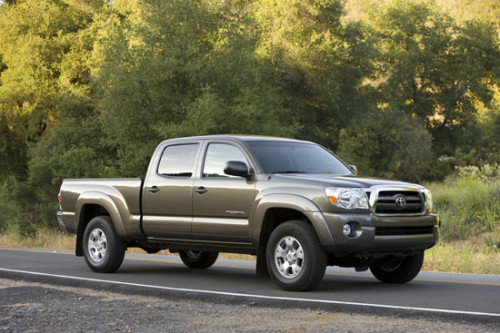 Driveline Vibration Expands to Include 09-13 Toyota Tacoma – TSB