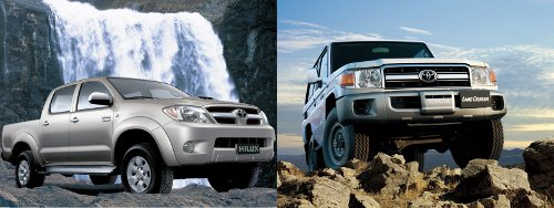 """Toyota Cleans Up in """"Bravest Trucks"""" Article"""
