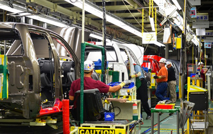 Bexar County Moves to Attract Toyota Tacoma Suppliers, Improve Production