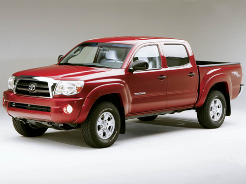 Toyota Hybrid Technology in a Tacoma?