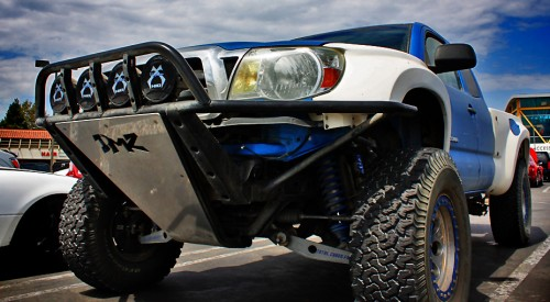 Getting Started in Off-Road Racing