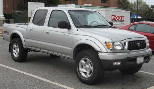 News Alert: Thieves Targeting Toyota Tacoma in Southern California
