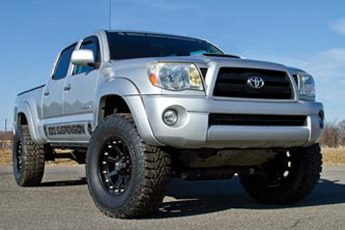BDS Releases 4″ Lift Kit for 2005+ Tacoma