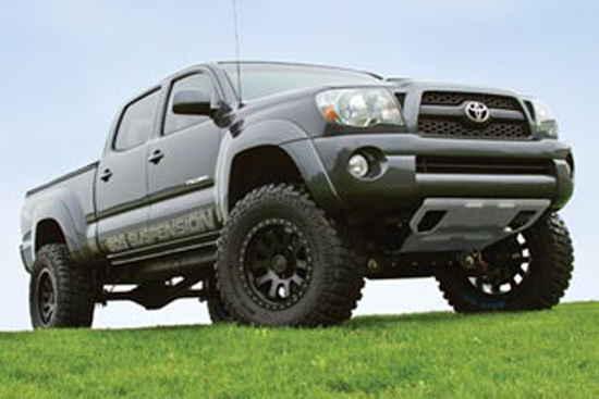 6″ BDS Lift Kit for 2005-2012 Tacoma