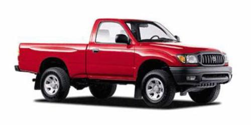 2015 Toyota Tacoma Changes – New Engine/Transmission, No Regular Cab