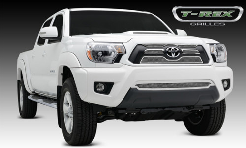 New T-REX Grilles for 2013 Toyota Tacoma
