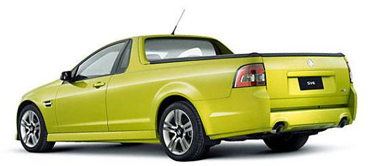 NAIAS Future of Compact Trucks - Holden Ute