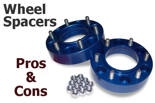 Wheel Spacers For Wider Tires – Pros and Cons